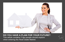 Do you have a plan for your future
