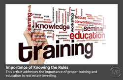 Knowing-the-rules