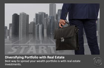 diversifying with real estate