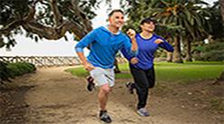 Jogging to improve business skills