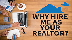 Step to hire real estate agent