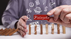 Delegate Details and Focus on the Big Picture