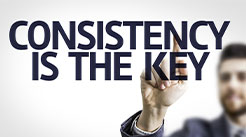 How Embracing Consistency is Vital To Your Real Estate Investing Career