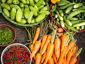 The Benefits of Buying and Eating Locally Grown Food